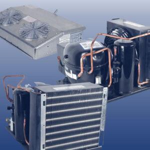 Condenser, Compressor, Start Components